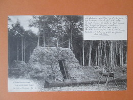 Charbonniers .  La Grande Loge . Dos 1900 . Poeme - France