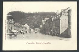 +++ CPA - AYWAILLE - Rue D'Aywaille  // - Aywaille