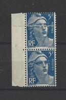 FRANCE . YT  N° 883  Raccord  Neuf **  1951 - Variétés Et Curiosités