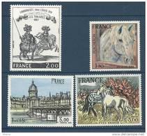 "FR YT 1982 1983 1994 2026 ""Série Artistique "" 1978 Neuf** - France"