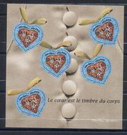 Saint-Valentin : Cœur 2001 De Christian Lacroix - Blocs & Feuillets