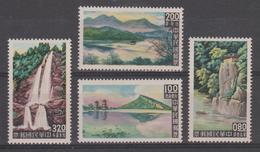 TAIWAN  /FORMOSE 1961 /1323-1326  Water Falls...  **MNH    Réf  Q383 - Taiwan (Formosa)