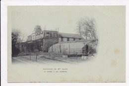 CP 92 NEUILLY SUR SEINE Institution De Mlle Julien La Serre & Les Communs - Neuilly Sur Seine