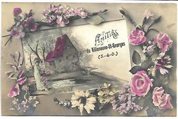 Souvenir De VILLENEUVE SAINT GEORGES - Villeneuve Saint Georges