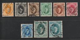 Egypt - 1923-24 - ( King Fouad ) - Used - Oblitérés