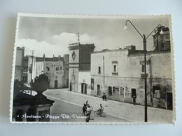 AVETRANA  TARANTO   PUGLIA      VIAGGIATA COME DA FOTO - Taranto