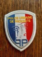 Ecusson Police Nationale - Police & Gendarmerie