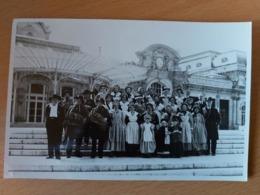 VICHY   FOLKLORE  GROUPE DE DANSE  PHOTO DE GROUPE      JOLIE PHOTO 17CM/11CM - Vichy