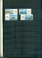 S.LUCIA 100 1 VOL FRERES WRIGHT . 4 VAL NEUFS A PARTIR DE 1.25 EUROS - St.Lucie (1979-...)