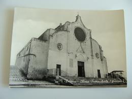 LATERZA CHIESA  PARROCCHIALE   TARANTO  PUGLIA    VIAGGIATA COME DA FOTO - Taranto