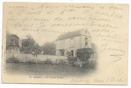 61-LONGNY-Le Val Du Tellier...  1904  Animé - Longny Au Perche