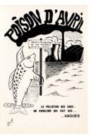 CPM - POISON D'AVRIL - Catastrophes