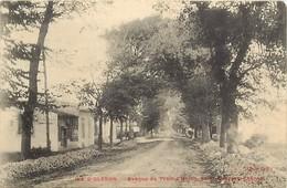 Dpts Div.-ref-AR485- Charente Maritime - Ile D Oleron - Saint Georges - Cheray -avenue Du Trait D Union - Cliché J B - - Ile D'Oléron