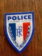 Ecusson Police Municipale - Polizia