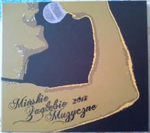 Double CD Compilation Scène Musicale De Minsk 2013 - Compilations