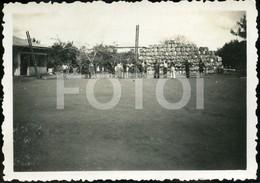 1941 ORIGINAL OLD PHOTO FOTO COTTON FACTORY ALGODÃO NAMIALO MOCUBURI NAMPULA MOÇAMBIQUE MOZAMBIQUE AFRICA AFRIQUE AT177 - Africa