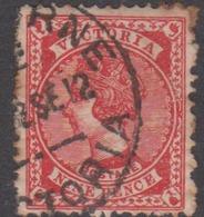 Australia-Victoria SG 371 1901-10 Nine Pence Red,used - 1850-1912 Victoria