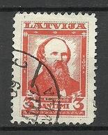 LETTLAND Latvia 1936 Michel 238 O - Lettonia