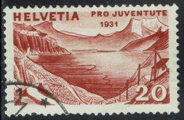 Schweiz, 1931, MiNr 248, Gestempelt - Used Stamps