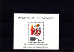 Monaco- Bloc Feuillet - 1984 - N°29 - Blocs