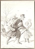 Svizzera - Folderino Ufficiale Delle Poste: Auguri Di Buon Natale - 1986 - Storia Postale