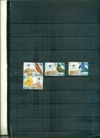 S.LUCIA 50 DECLARATION DROITS DE L'HOMME PAPILLONS 4 VAL NEUFS A PARTIR DE 1.25 EUROS - St.Lucie (1979-...)