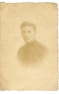 310 - Photo D'un Militaire - Crefeld 22 Mai 1919 - Personaggi