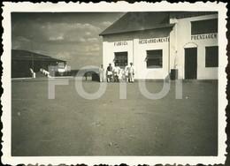 1941 ORIGINAL AMATEUR PHOTO FOTO COTTON FACTORY ALGODÃO NAMPELO ILE ZAMBEZI MOÇAMBIQUE MOZAMBIQUE AFRICA AFRIQUE AT186 - Africa