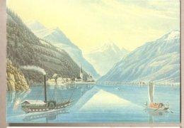 Svizzera - Folderino Ufficiale Delle Poste: Auguri Di Buon Natale - 1987 - Storia Postale