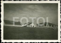 1941 ORIGINAL AMATEUR PHOTO FOTO COTTON FACTORY ALGODÃO NAMPELO ILE ZAMBEZI MOÇAMBIQUE MOZAMBIQUE AFRICA AFRIQUE AT187 - Africa