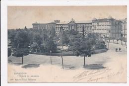 CP ESPAGNE ZARAGOZA Plaza De ARAGON - Zaragoza
