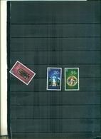 S.LUCIA NOEL 2001 3 VAL NEUFS A PARTIR DE 0.75 EUROS - St.Lucie (1979-...)