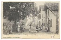 64-LABASTIDE-VILLEFRANCHE-Rue Des Touristes...1904  Animé - Andere Gemeenten