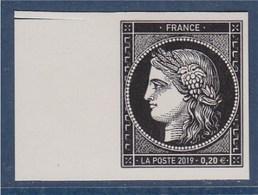 = Cérès Non Dentelé 0.20€ Neuf Salon Paris Mars 2019 De La Feuille Les 170 Ans Du 1er Timbre Français N°5305A - Unused Stamps