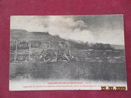 CPA - Fort De Montfaucon - Logement Du Gardien Et Barraquements Après La Catastrophe Du 16 Septembre 1906 - Frankreich