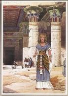 Manifestazioni Verdiane - 1° Rappresentazione Dell'Aida Al Cairo - Cartolina Commemorativa - Musica E Musicisti