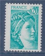 = Sabine De Gandon Neuf N°1967a Phosphore à Gauche - 1977-81 Sabine (Gandon)