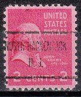 USA Precancel Vorausentwertung Preo, Locals New Jersey, North Hackensack 726 - Vereinigte Staaten