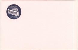Buvard  Le Courrier Le Journal De Saône Et Loire - Chaque Jour Dans Votre Foyer - Très Bon état - Buvards, Protège-cahiers Illustrés
