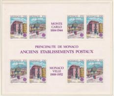 Monaco- Bloc Feuillet - 1990 - N°49 - Blocs