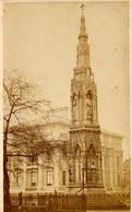 CDV, Oxford, Martyrs Memorial, Johnson, Leamington - Photographs