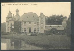 CP De ERMETON-sur-BIERT Le Château - W0480 - Mettet