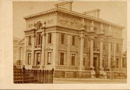 CDV, Oxford, Taylor Institution Library, Johnson, Leamington - Photographs