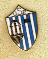 U.S. Pietrasanta Lucca Toscana Calcio Distintivi FootBall Soccer Pin Spilla Italy - Calcio