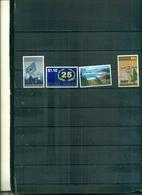 S.LUCIA 25 INDEPENDANCE 4 VAL NEUFS A PARTIR DE 1.25 EUROS - St.Lucie (1979-...)