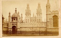 CDV, Oxford, All Souls College, Johnson, Leamington - Photographs