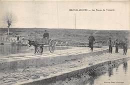 20-2371 : MARCILLARGUES. LES PASSES DU VIDOURLE. - France