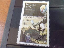 TIMBRE D OMAN - Oman