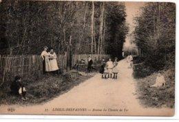 Limeuil-Brévannes-Avenue Du Chemin De Fer - Limeil Brevannes