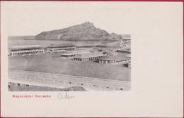 Regimental Barracks Aden British Protectorate Settlement A Dependency Of The Bombay Presidency East India Company - Yémen